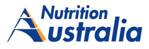 NutritionAustralia.Logo no web address